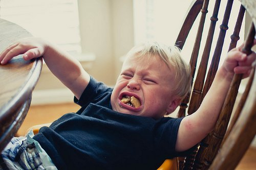 Keep Calm, It's Just a Toddler Tantrum!