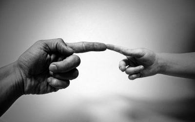 Poem for Parents: As I touched you
